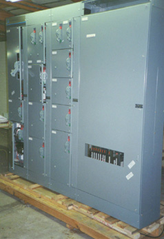 control cabinet